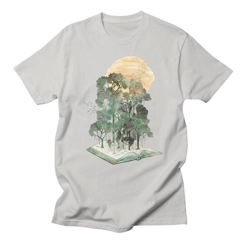 The Jungle Book Men's Regular T-Shirt by fleck's Artist Shop