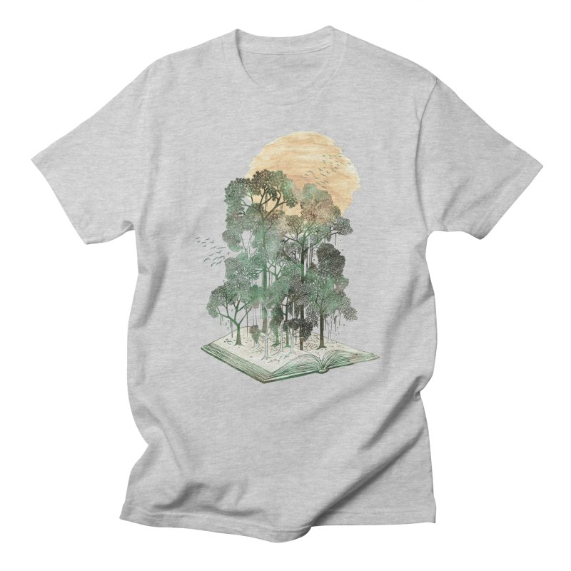 The Jungle Book Men's T-Shirt by fleck's Artist Shop