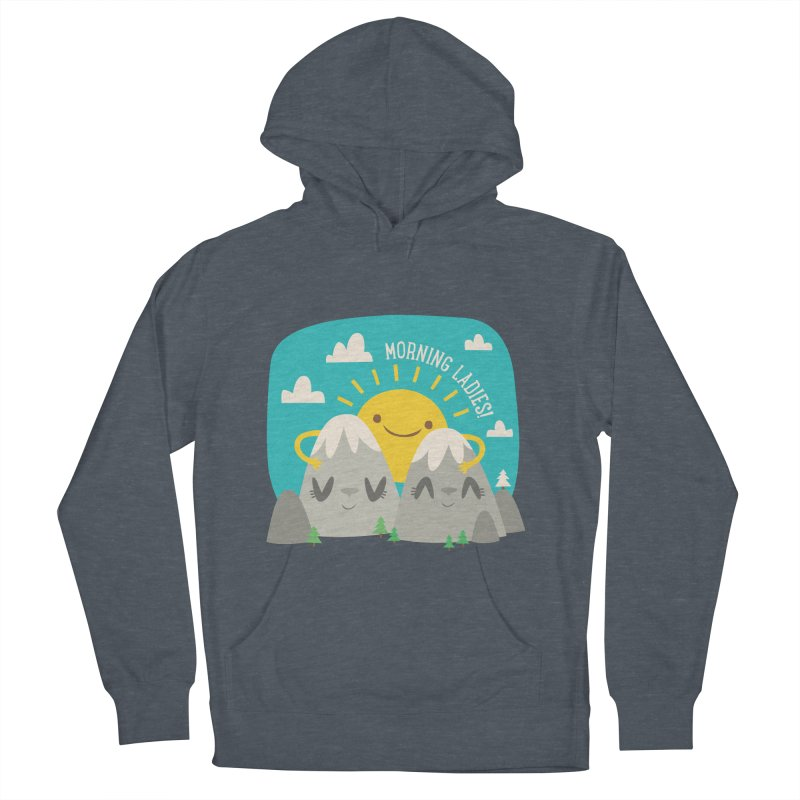 Sunrise Men's Pullover Hoody by flim's Artist Shop