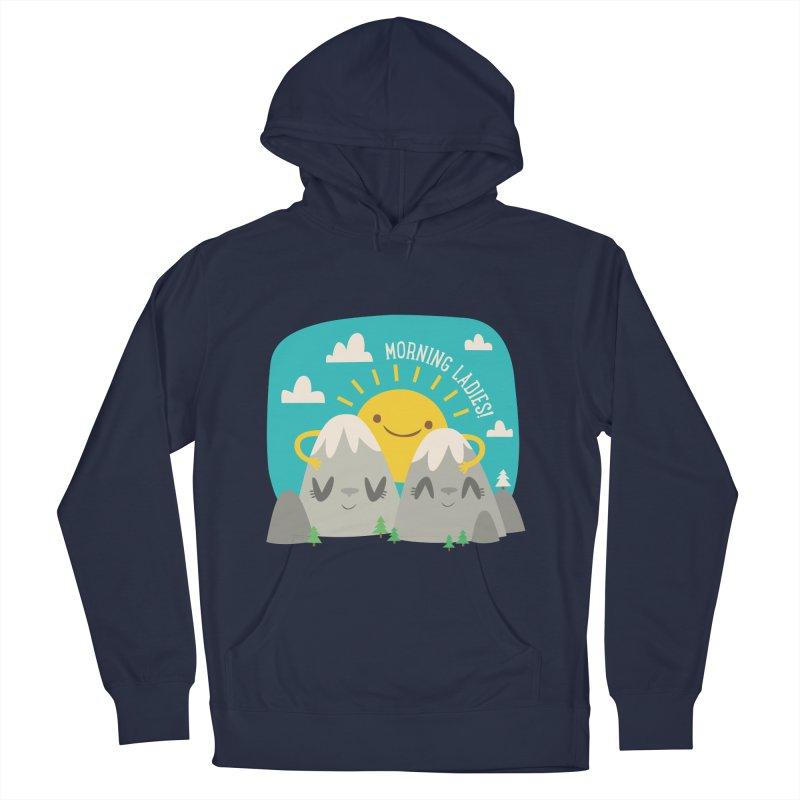Sunrise Men's Pullover Hoody by flim's Artist Shop