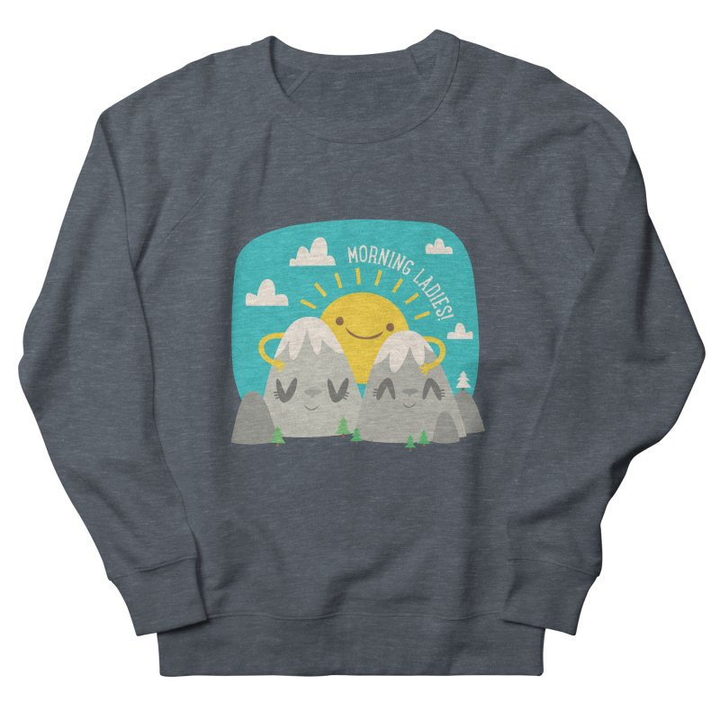 Sunrise Women's Sweatshirt by flim's Artist Shop