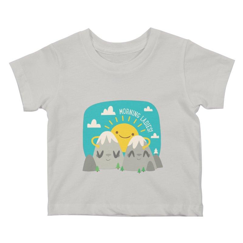 Sunrise Kids Baby T-Shirt by flim's Artist Shop