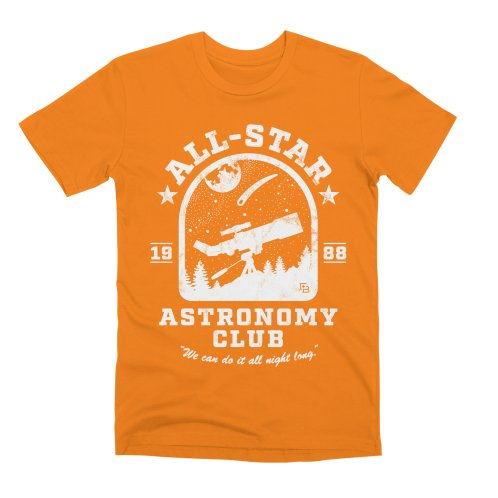 """image for """"Astronomy Club"""" White"""