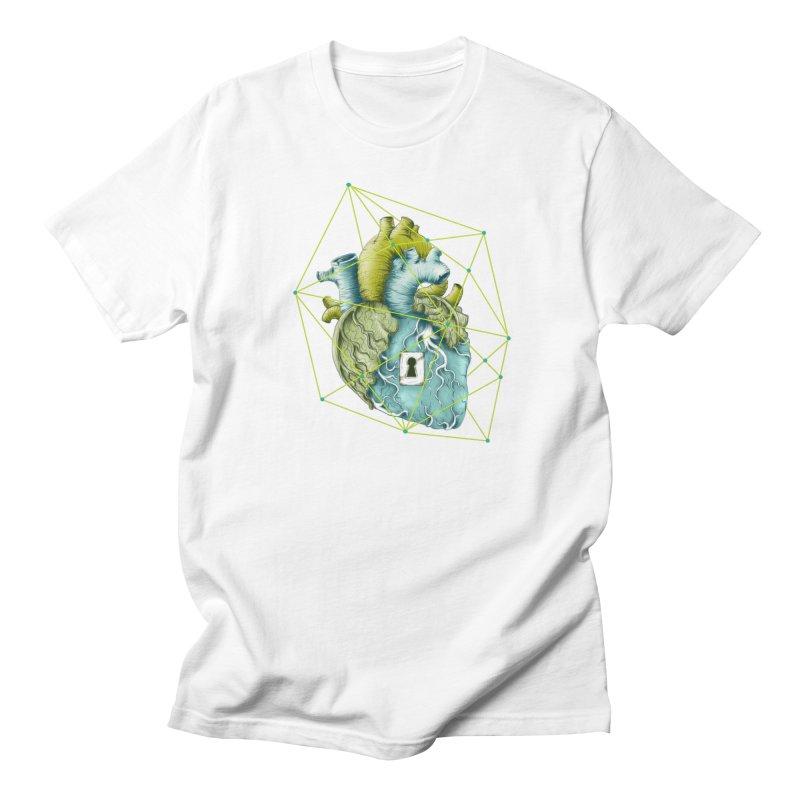 Unlock Women's Unisex T-Shirt by flintskyy's Artist Shop
