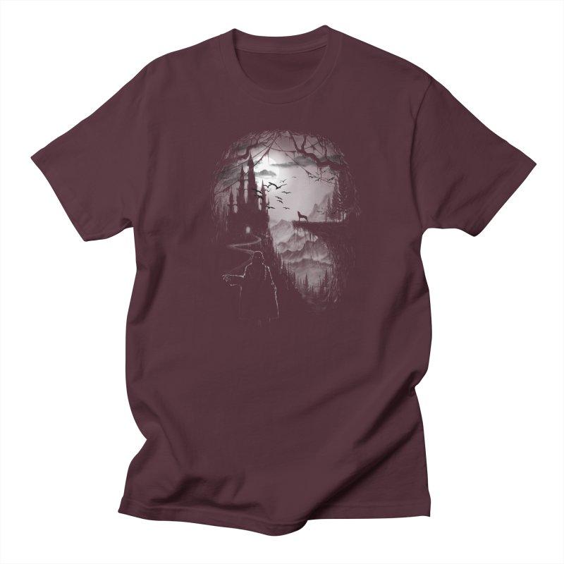 Five Star Monster Hotel Women's Unisex T-Shirt by flintskyy's Artist Shop