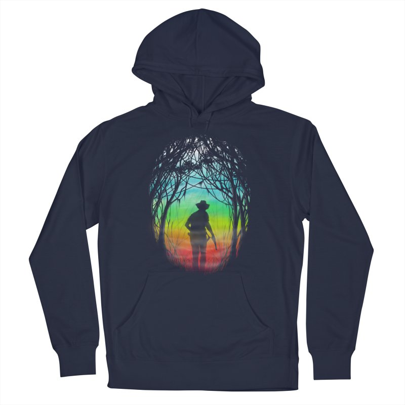 The Hunt Women's Pullover Hoody by flintskyy's Artist Shop