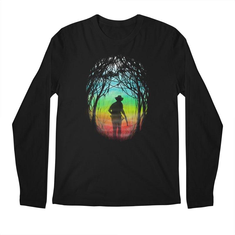 The Hunt Men's Longsleeve T-Shirt by flintskyy's Artist Shop