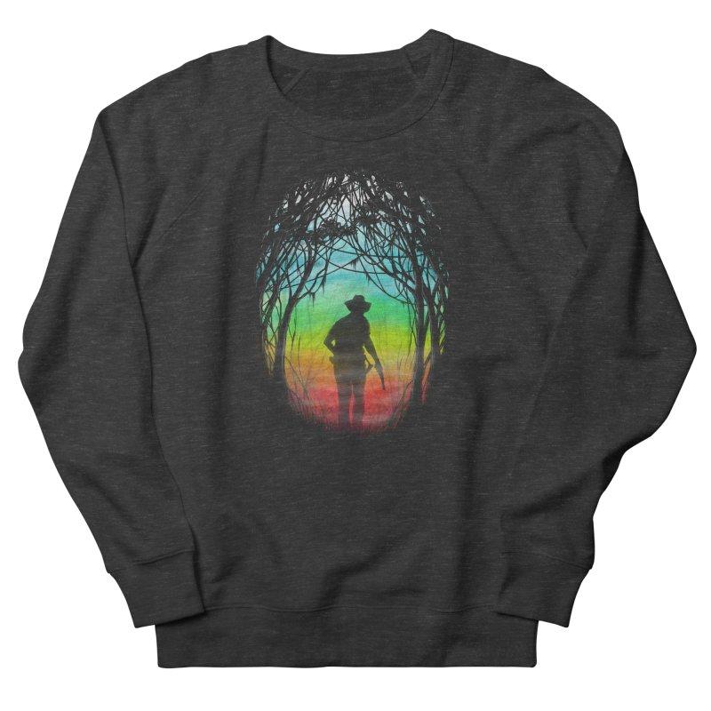The Hunt Women's Sweatshirt by flintskyy's Artist Shop
