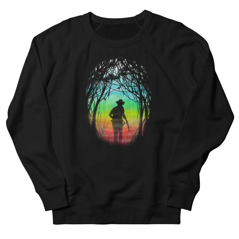 The Hunt Men's Sweatshirt by flintskyy's Artist Shop