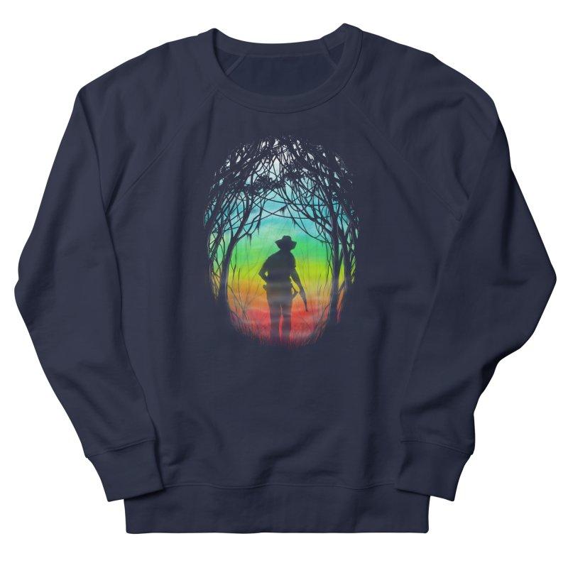 The Hunt Men's Sweatshirt by flintskyy's Artist Shop