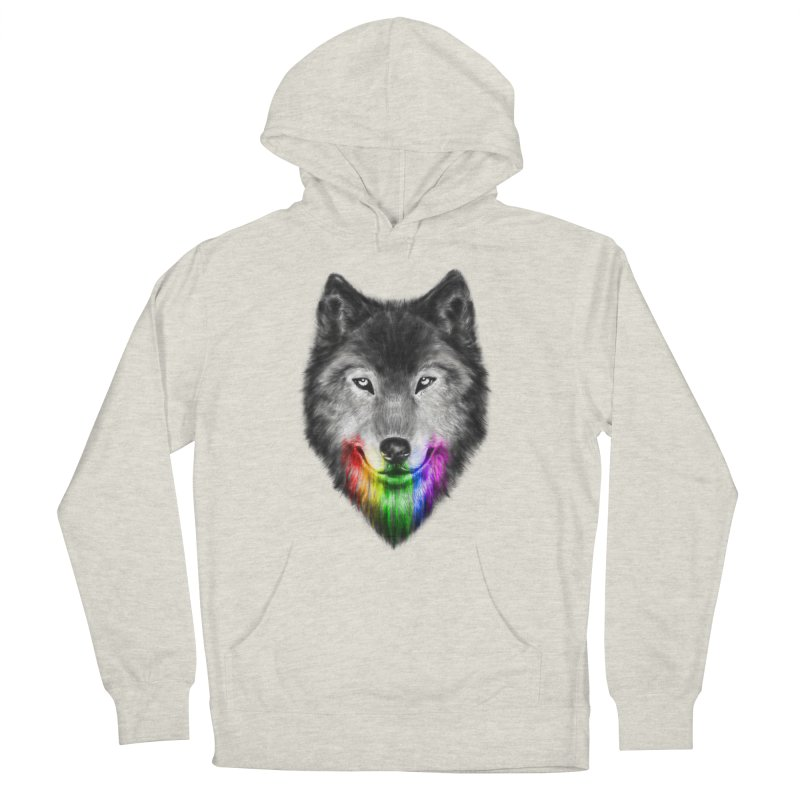 The Obsession of Chroma Women's French Terry Pullover Hoody by flintskyy's Artist Shop