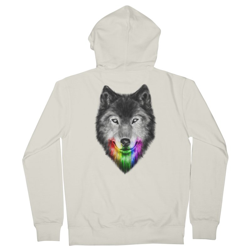 The Obsession of Chroma Women's Zip-Up Hoody by flintskyy's Artist Shop
