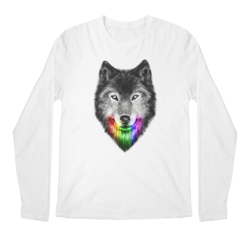 The Obsession of Chroma Men's Longsleeve T-Shirt by flintskyy's Artist Shop
