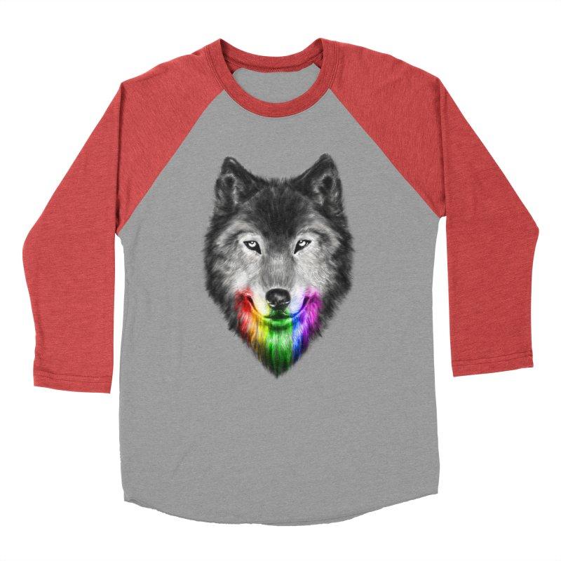 The Obsession of Chroma Women's Baseball Triblend T-Shirt by flintskyy's Artist Shop