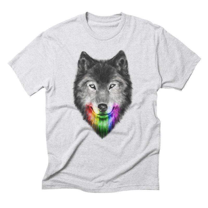 The Obsession of Chroma Men's Triblend T-shirt by flintskyy's Artist Shop