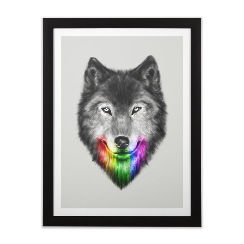 The Obsession of Chroma Home Framed Fine Art Print by flintskyy's Artist Shop