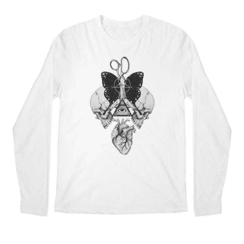 Remona Spell Men's Regular Longsleeve T-Shirt by flintskyy's Artist Shop