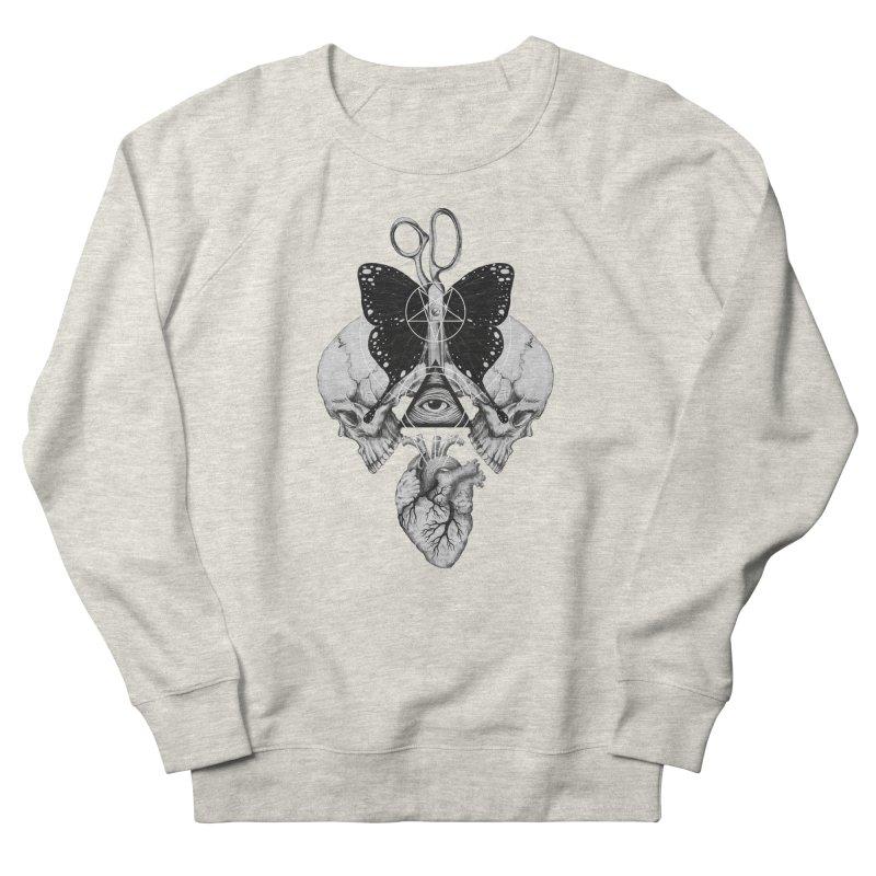Remona Spell Women's French Terry Sweatshirt by flintskyy's Artist Shop
