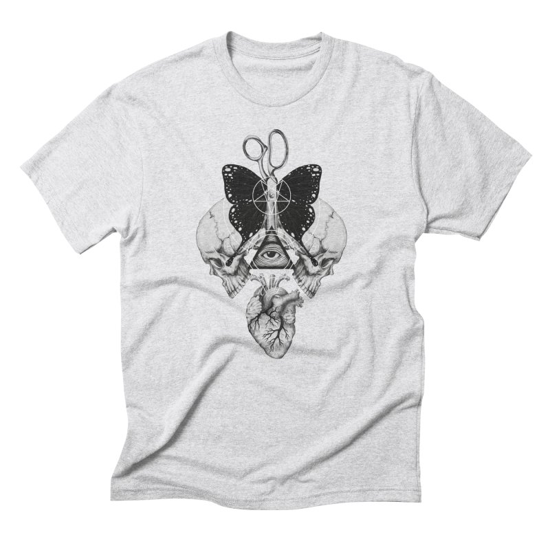 Remona Spell Men's Triblend T-shirt by flintskyy's Artist Shop
