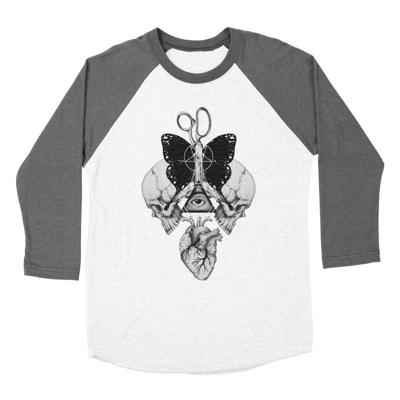 Remona Spell Men's Baseball Triblend T-Shirt by flintskyy's Artist Shop