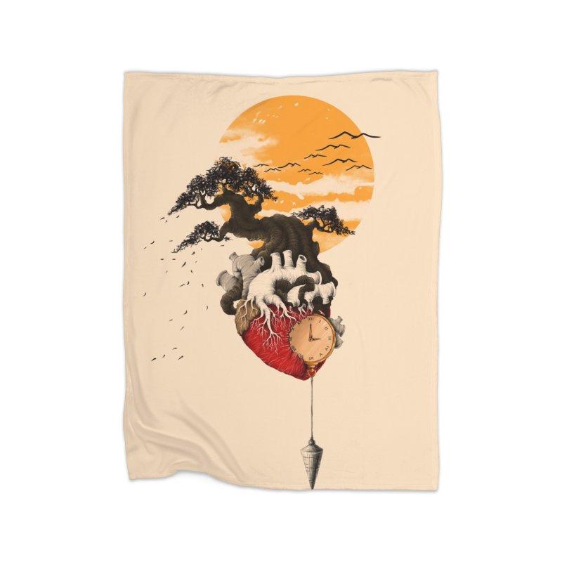 Time Home Blanket by flintskyy's Artist Shop