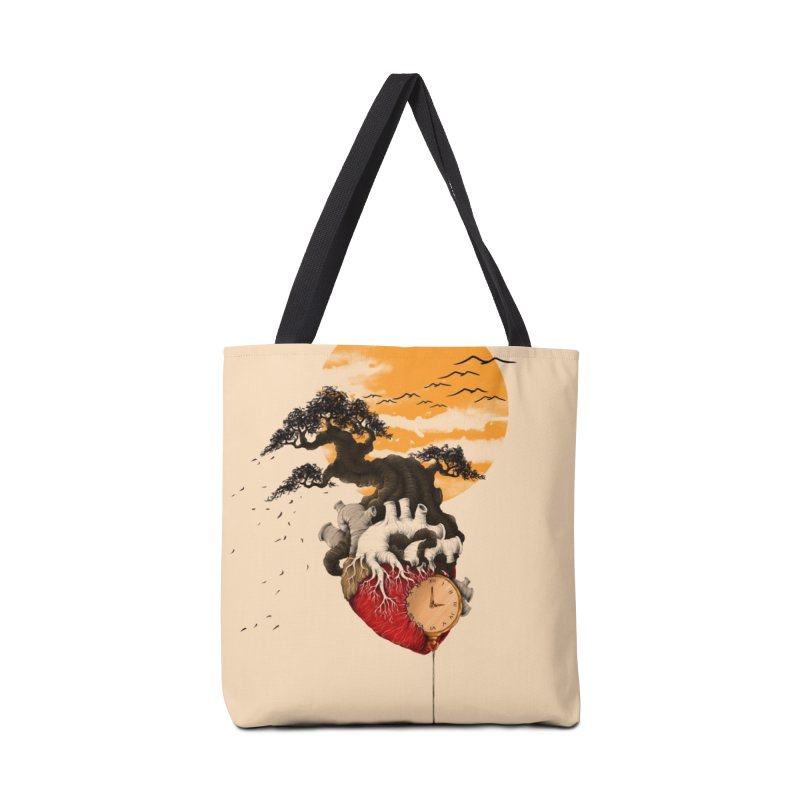 Time Accessories Bag by flintskyy's Artist Shop