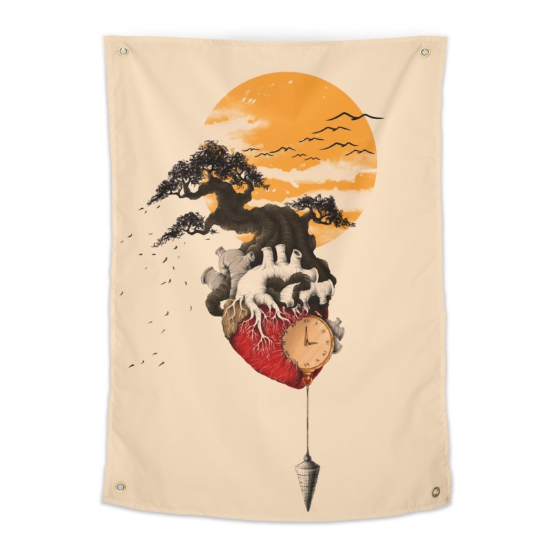Time Home Tapestry by flintskyy's Artist Shop