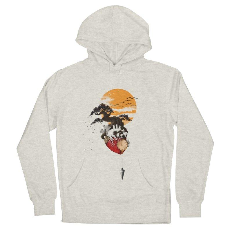 Time Men's Pullover Hoody by flintskyy's Artist Shop