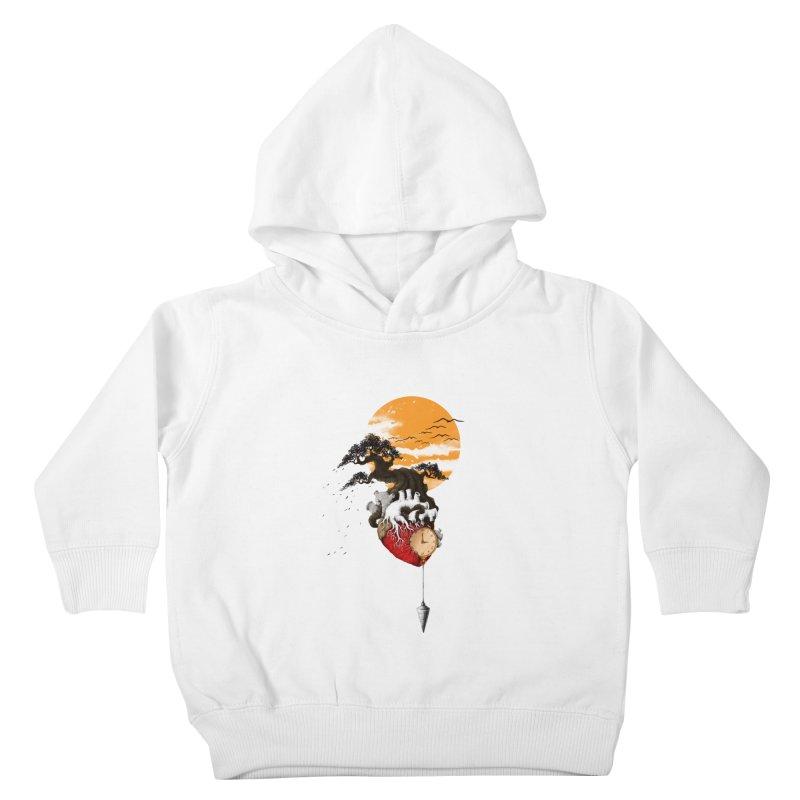 Time Kids Toddler Pullover Hoody by flintskyy's Artist Shop