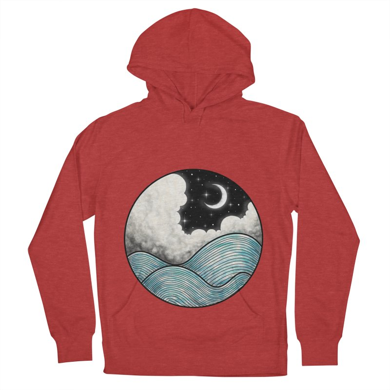 Dreamy Night Women's Pullover Hoody by flintskyy's Artist Shop