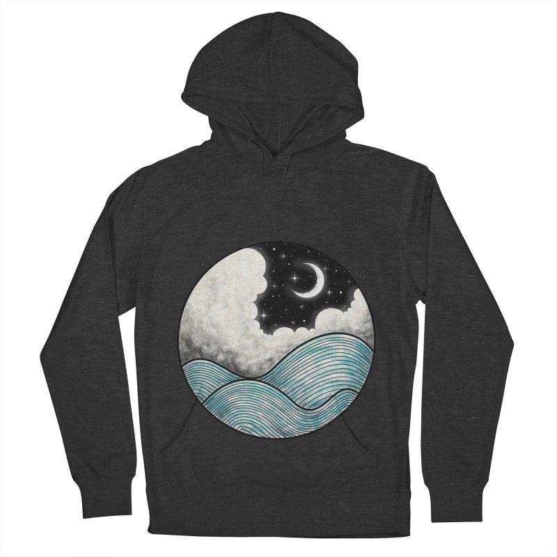 Dreamy Night Men's Pullover Hoody by flintskyy's Artist Shop