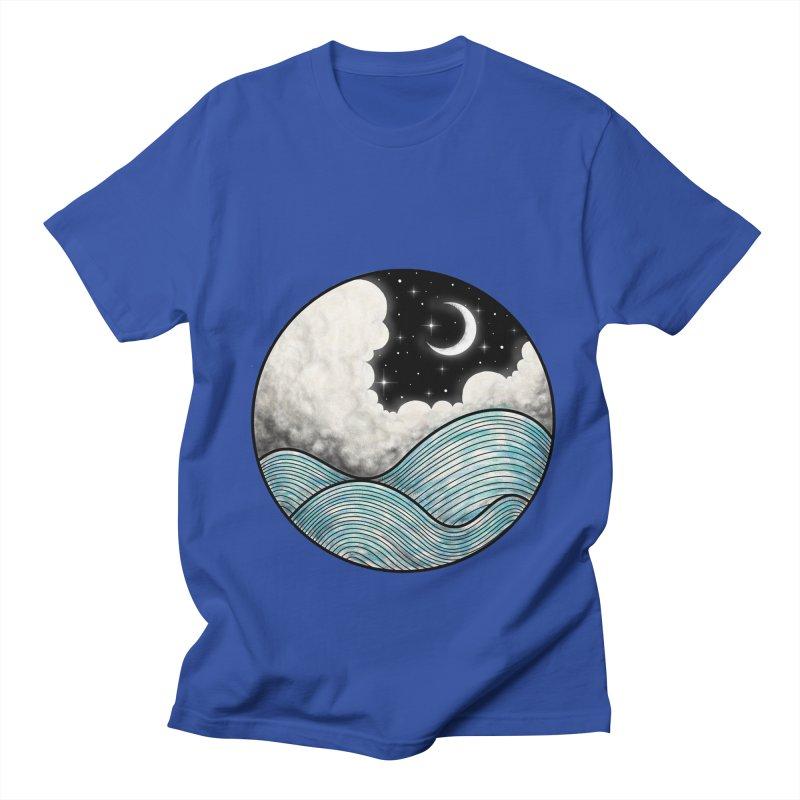 Dreamy Night Women's Unisex T-Shirt by flintskyy's Artist Shop