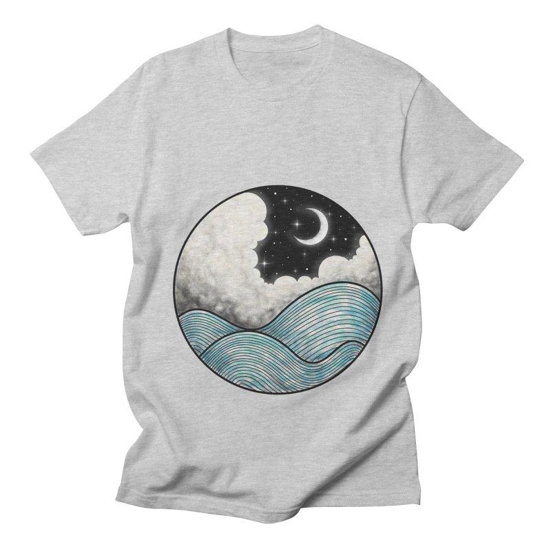 Dreamy Night Men's T-shirt by flintskyy's Artist Shop