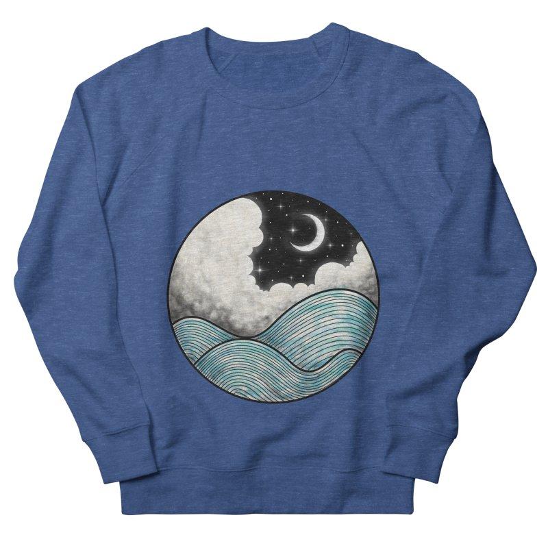 Dreamy Night Women's Sweatshirt by flintskyy's Artist Shop