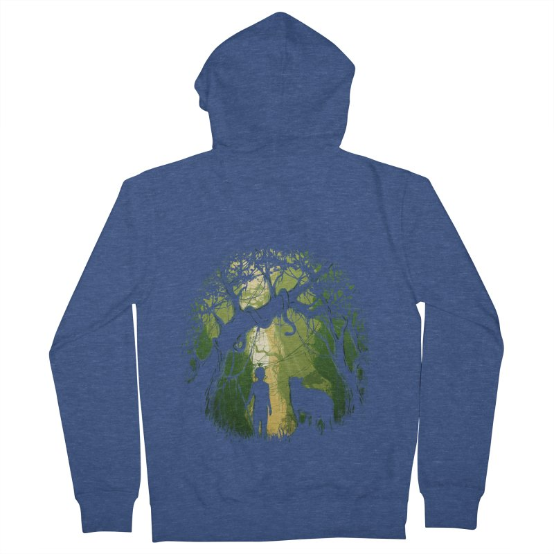 Opening  Women's French Terry Zip-Up Hoody by flintskyy's Artist Shop