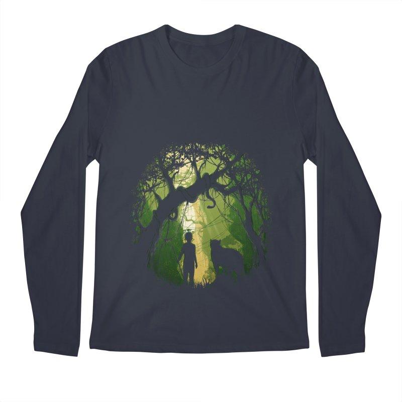 Opening  Men's Longsleeve T-Shirt by flintskyy's Artist Shop