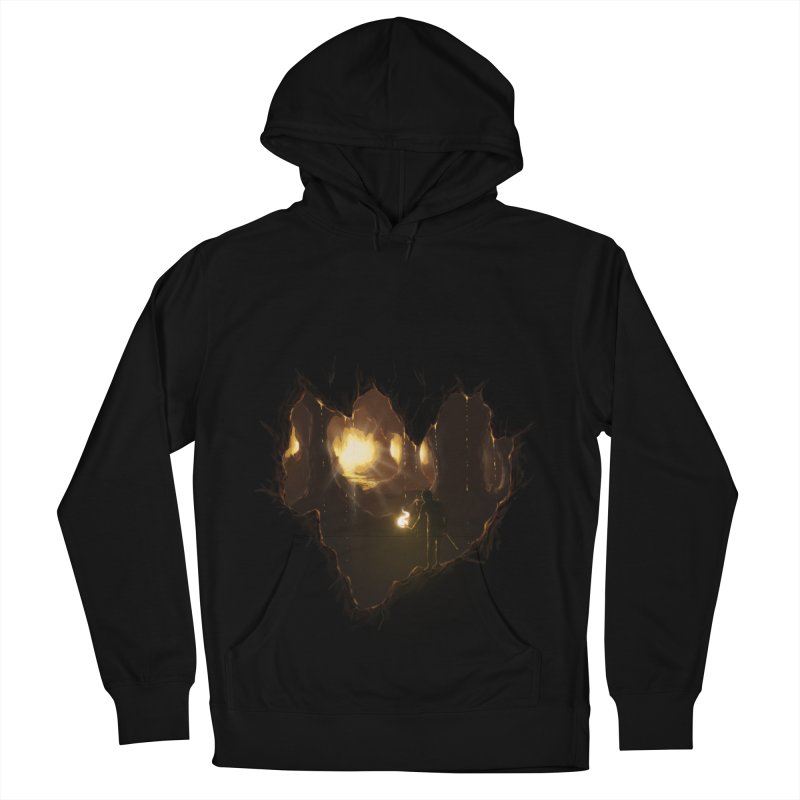 Descend  Women's Pullover Hoody by flintskyy's Artist Shop