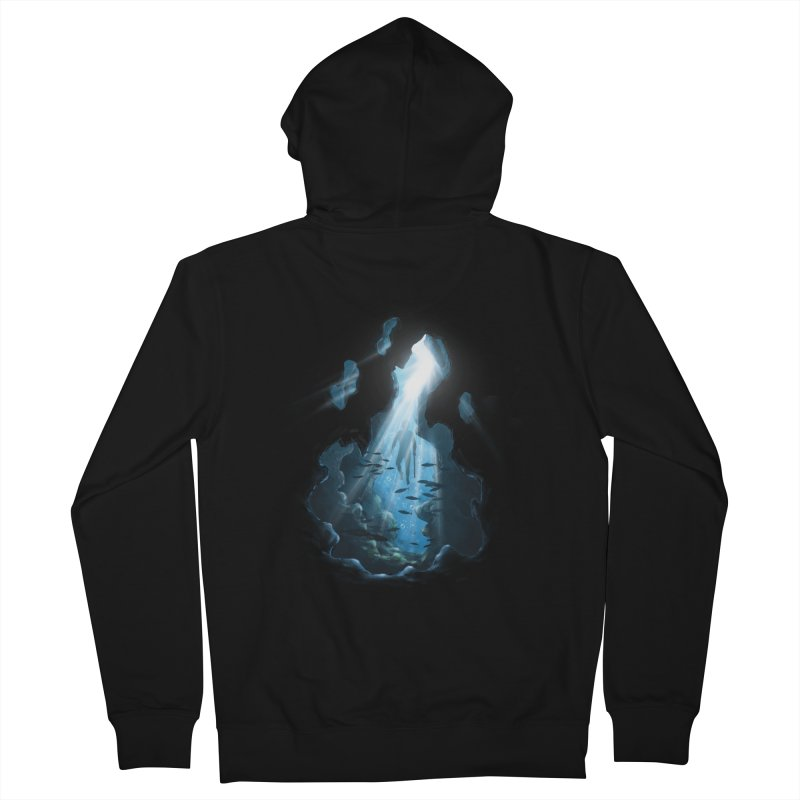 Ascend Women's Zip-Up Hoody by flintskyy's Artist Shop