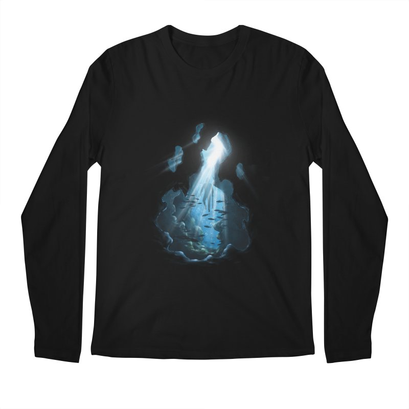 Ascend Men's Longsleeve T-Shirt by flintskyy's Artist Shop