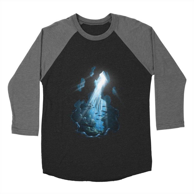 Ascend Women's Baseball Triblend T-Shirt by flintskyy's Artist Shop