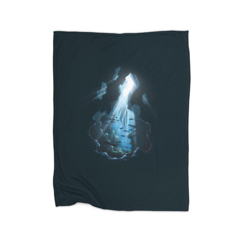 Ascend Home Blanket by flintskyy's Artist Shop