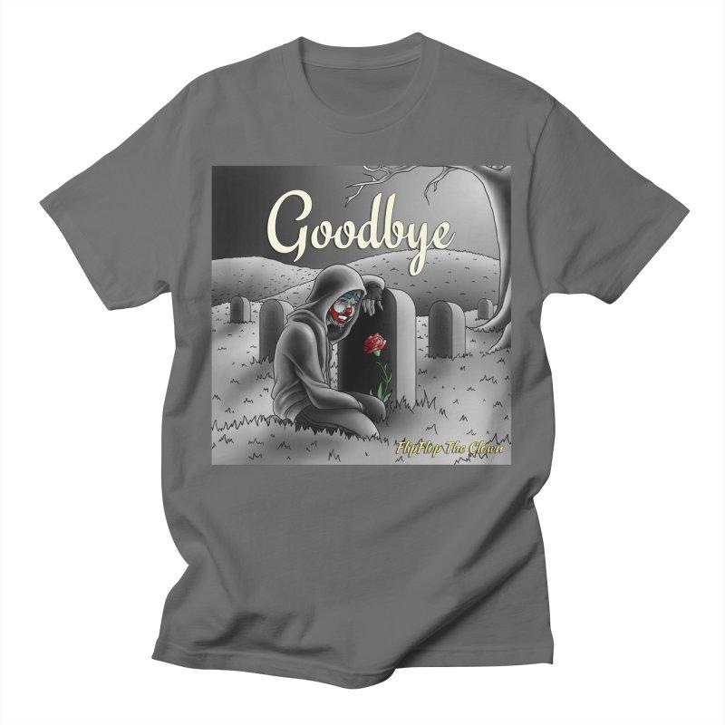 Goodbye Men's T-Shirt by FlipFlop Merch