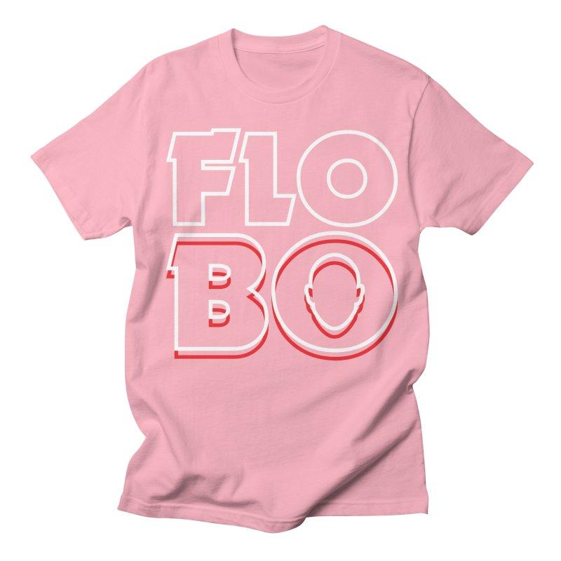 The Man, Himself (White) Men's T-Shirt by Flobito.com Shop