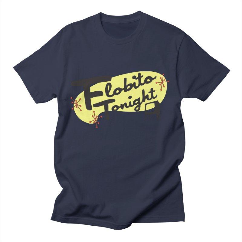 DJ Flobito Men's T-Shirt by Flobito.com Shop