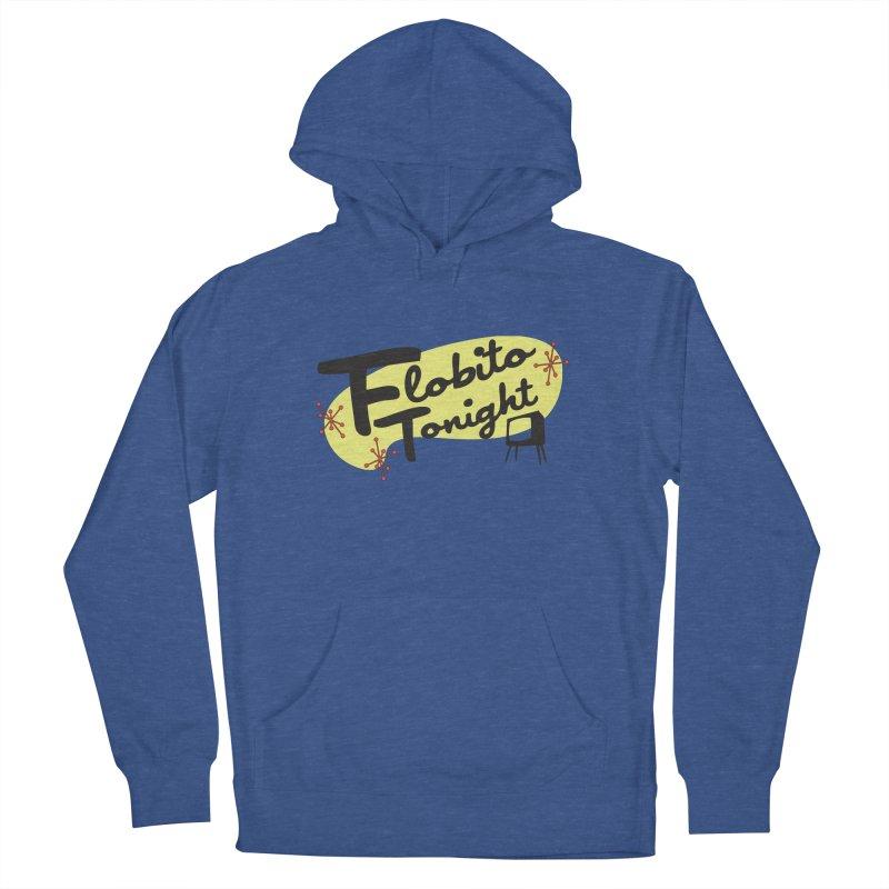 DJ Flobito Men's Pullover Hoody by Flobito.com Shop