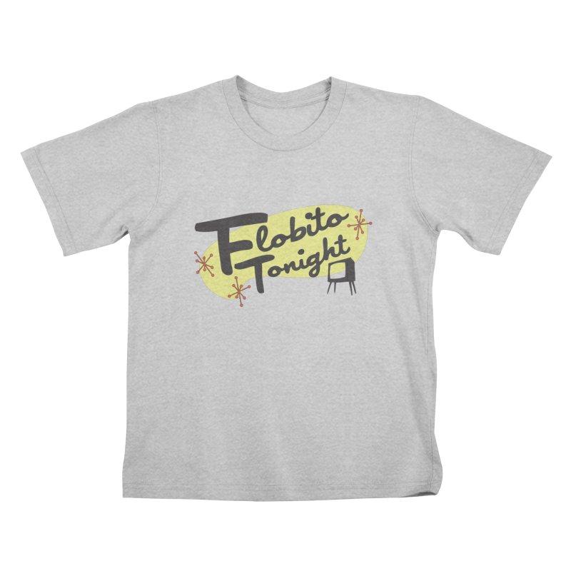 DJ Flobito Kids T-Shirt by Flobito.com Shop