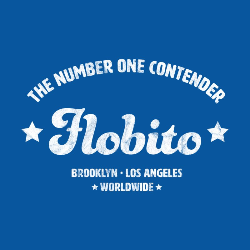 The Number One Contender Men's T-Shirt by Flobito.com Shop