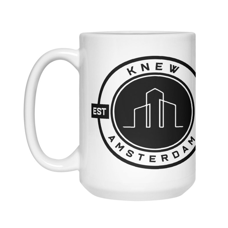 Knew Amsterdam Affiliated Accessories Mug by Flobito.com Shop