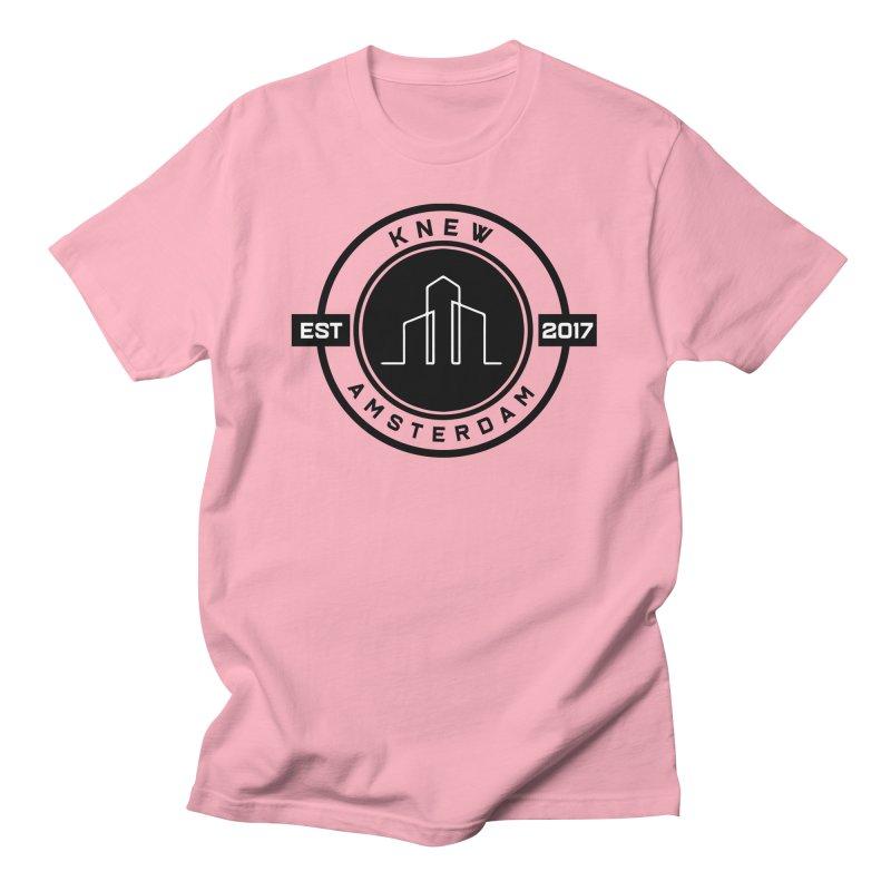 Knew Amsterdam Affiliated Men's T-Shirt by Flobito.com Shop