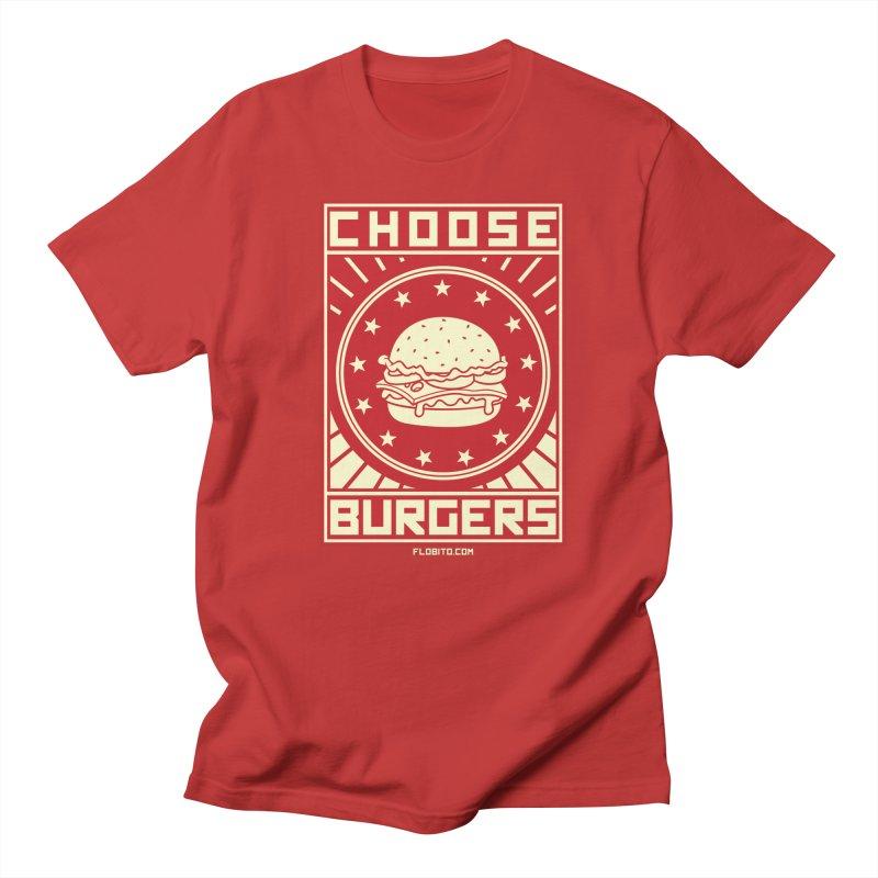 A Revolution! Men's T-Shirt by Flobito.com Shop